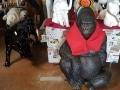 gorille-en-resine-assis-classqiue-D20-010