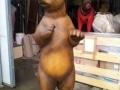 ours en résine classique  003