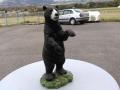 ours en résine classique  007