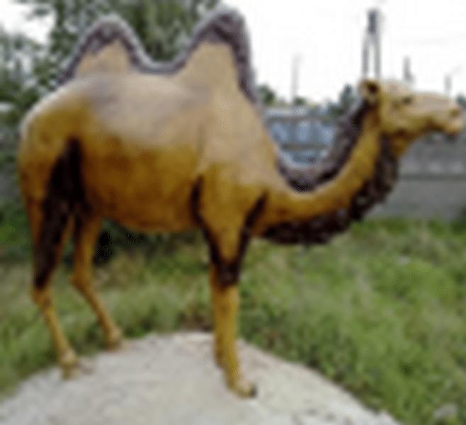 Dromadaire chameau animaux en résine classique 005