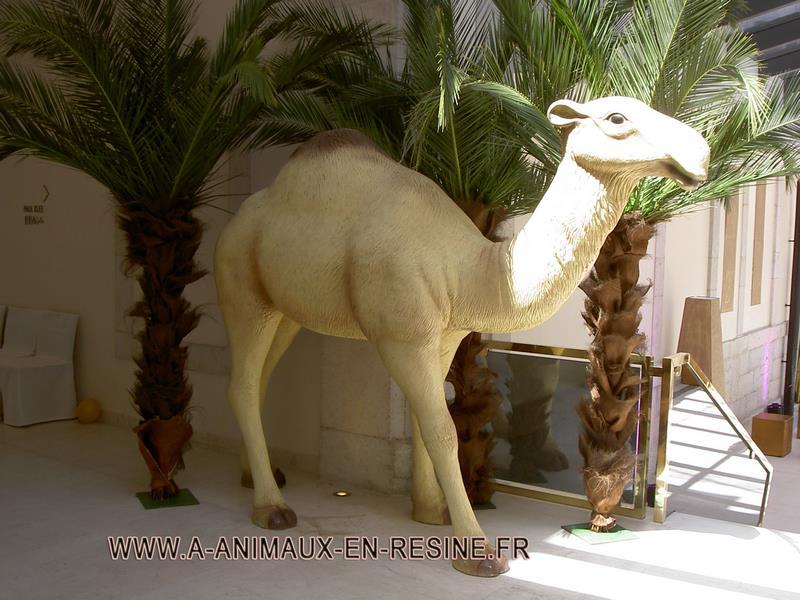 Dromadaire chameau animaux en résine classique 006