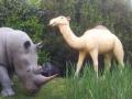 Dromadaire chameau animaux en résine classique  003