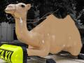Dromadaire chameau animaux en résine classique  007