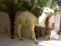 Dromadaire chameau animaux en résine classique  012