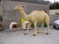 Dromadaire chameau animaux en résine classique  013