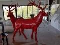 cerf-rouge-en-resine-designD20-002