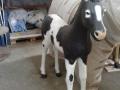 cheval en résine classique 001
