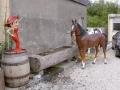 cheval en résine classique 023