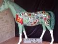 cheval en résine A709design 039
