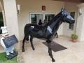 cheval en résine design 020