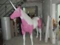 cheval licorne