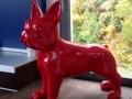 chien chat en résine design 004