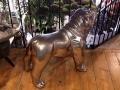 chien chat en résine design 017
