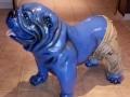 chien chat en résine design 103