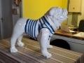 chien chat en résine design 112