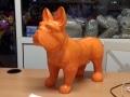 chien chat en résine design 115