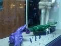Crocodile animaux en résine classique  025