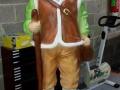 figurine en résine statue 007