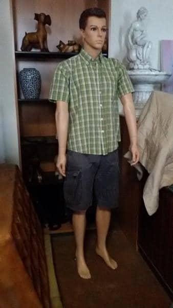 figurine en résine statue 005