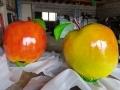pomme fruit légume en résine design  013