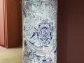 bombe de peinture en resine géante design 047