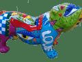 pop art créations en résine design Fr 349B