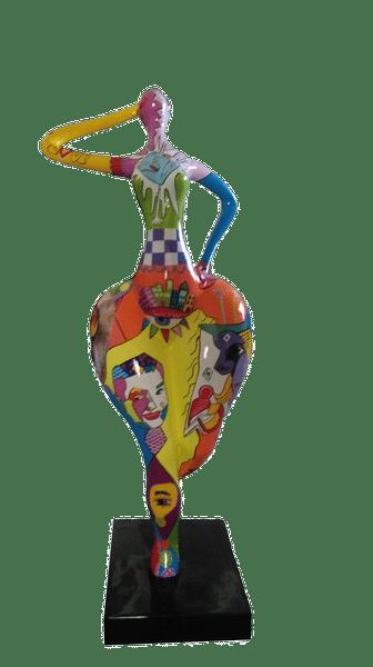pop art créations en résine design Fr 357 laminat