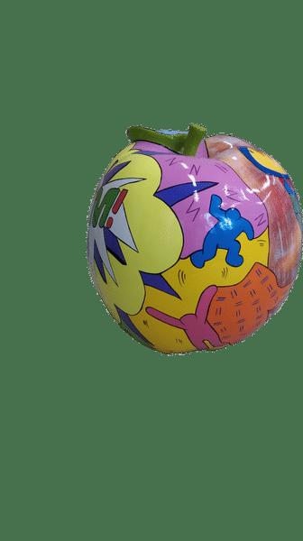 pop art créations en résine design Fr 358 (12)