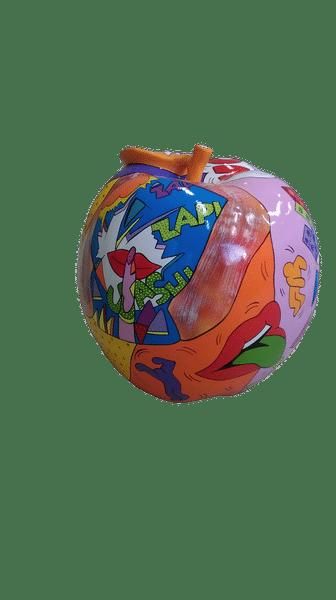 pop art créations en résine design Fr 358 (17)