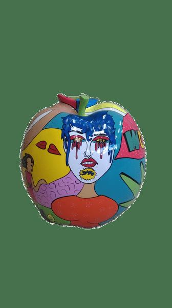pop art créations en résine design Fr 358 (4)