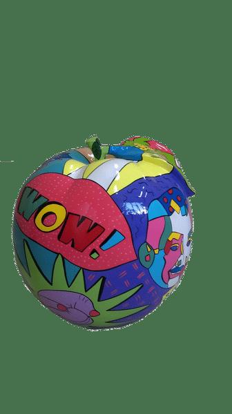 pop art créations en résine design Fr 358 (7)