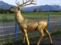 Noël animaux  et objets en résine location event 011