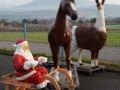 Noël animaux  et objets en résine location event 014