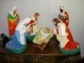 Noël animaux  et objets en résine location event 029