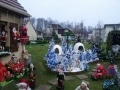 Noël animaux  et objets en résine location event 041