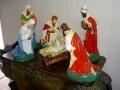 Noël animaux  et objets en résine location event 047