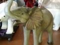 Eléphant animaux en résine classique  064
