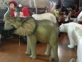 Eléphant animaux en résine classique  065