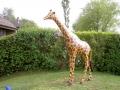 Girafe animaux en résine classique  129