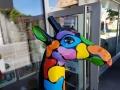 girafon en résine design 014
