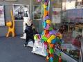 girafon en résine design 016