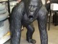 Gorille animaux en résine classique 138