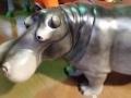 hippopotame  animaux en résine classique  140
