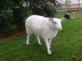 mouton  en résine classique       001