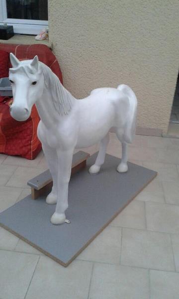 animaux en résine design prêts a peindre 051