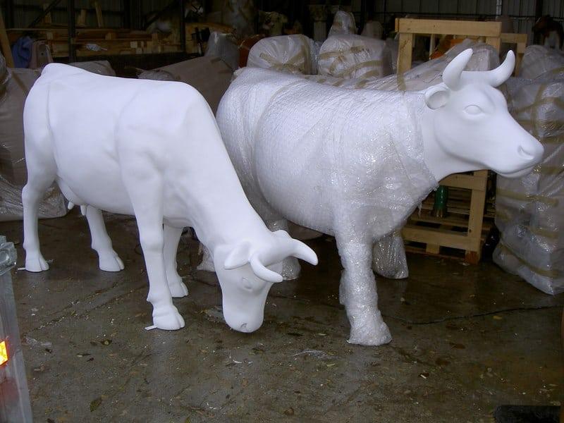 animaux en résine design prêts a peindre 079