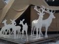 animaux en résine design prêts a peindre 033