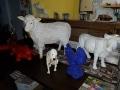 animaux en résine design prêts a peindre 041