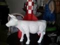 animaux en résine design prêts a peindre 090