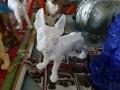 animaux en résine design prêts a peindre 101